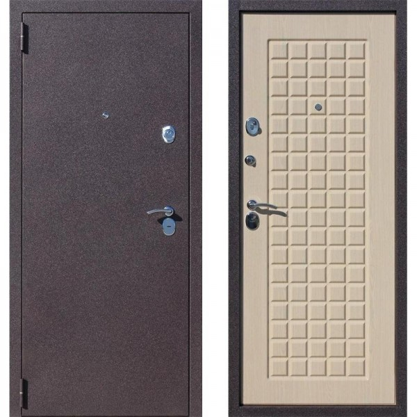 входная дверь толщиной 16 мм